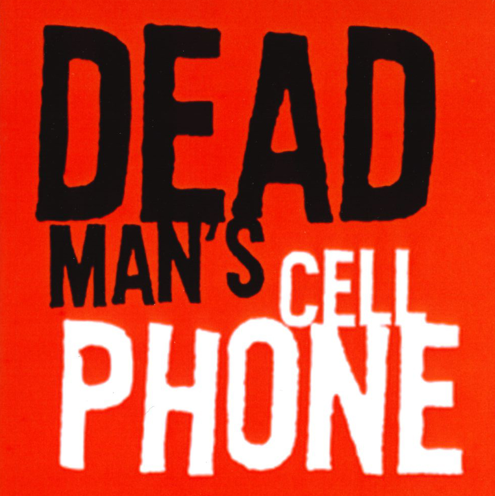 dead Man cell phone photo